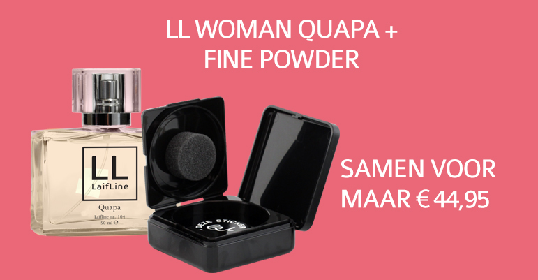 fine powder Quapa
